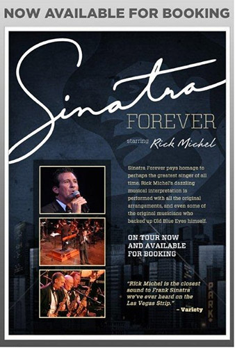 Sinatra Forever Booking Now
