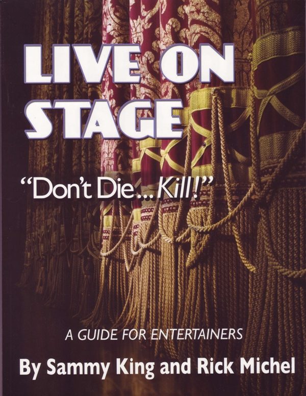 Live On Stage - Don't Die...Kill!